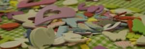 School for Little Children - art supplies