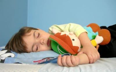 Instilling Healthy Sleep Habits in Your Children