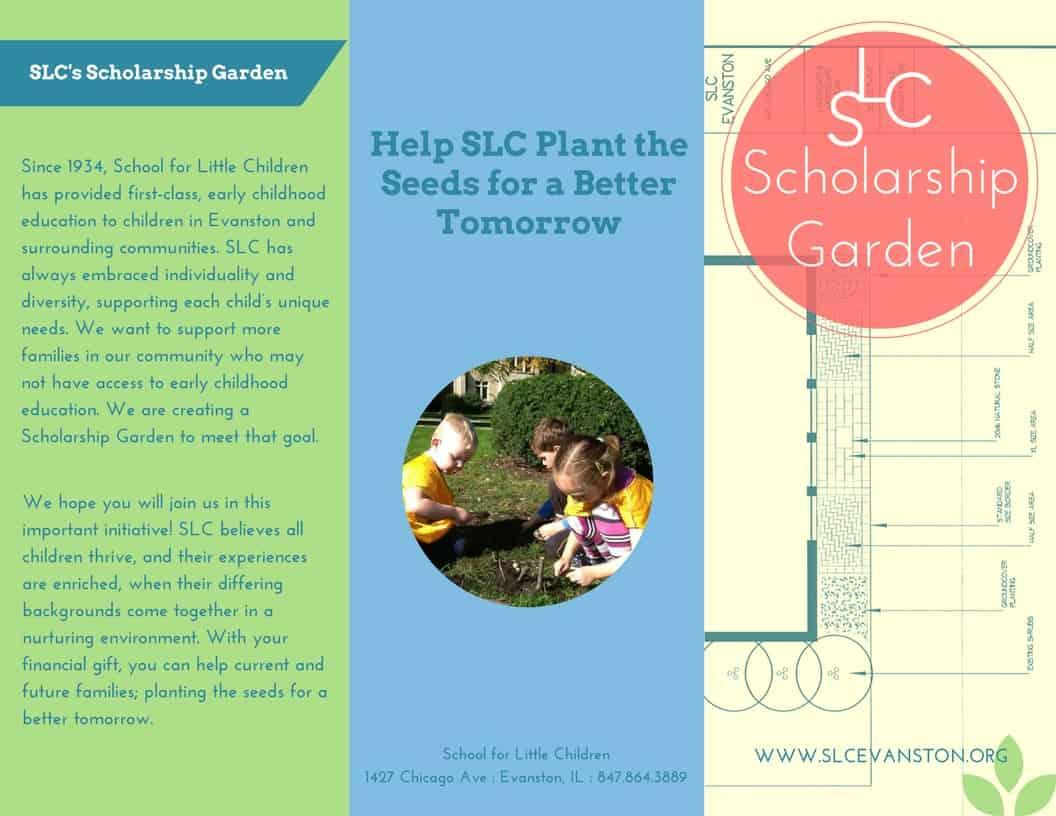SLC Scholarship Garden